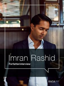 «SLUK! Om at overleve i en digital verden - Forfatterinterview med Imran Rashid» by Imran Rashid