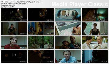 (Comedie dramatique) La Face cachée [DVDrip] 2007