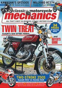 Classic Motorcycle Mechanics - March 2019
