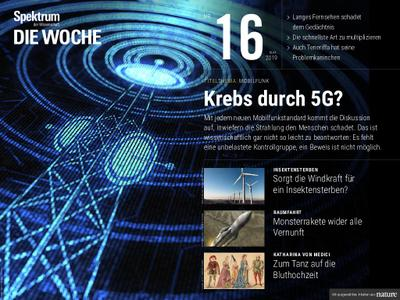 Spektrum Die Woche – 18. April 2019