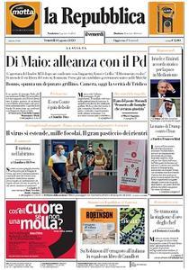 la Repubblica - 14 Agosto 2020