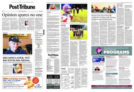 Post-Tribune – November 10, 2019