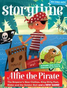 Storytime - Issue 30 2017