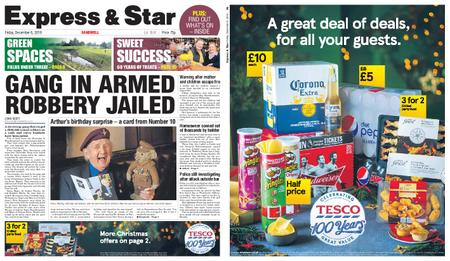 Express and Star Sandwell Edition – December 06, 2019
