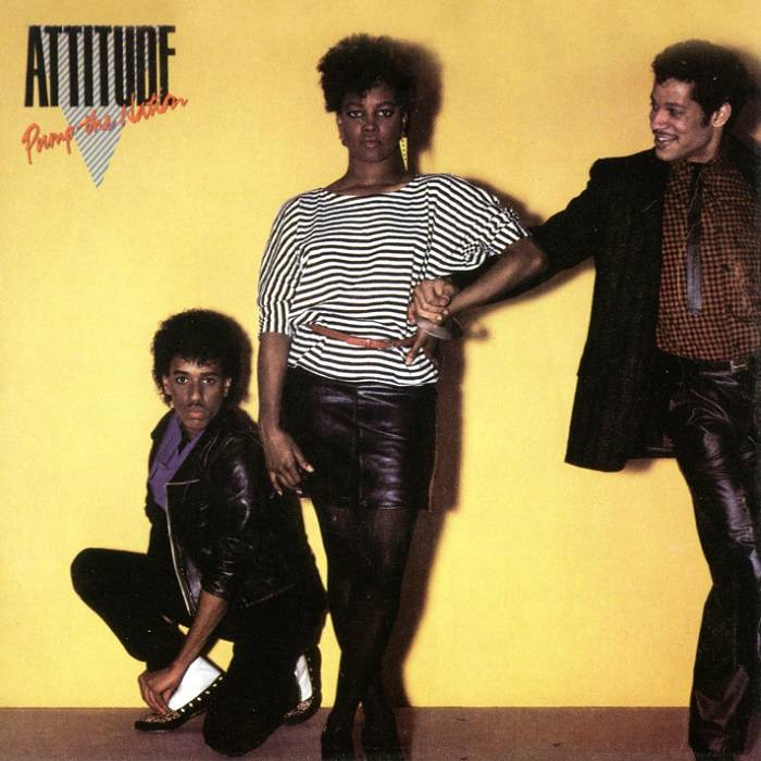 Attitude - Pump The Nation (1983) [2008 FTG]