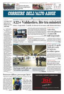 Corriere dell'Alto Adige – 24 aprile 2019