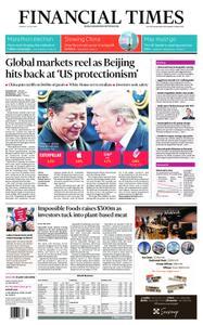 Financial Times UK – May 14, 2019