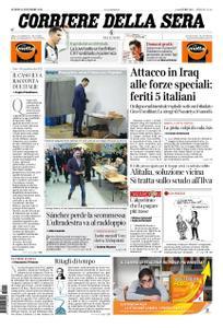 Corriere della Sera – 11 novembre 2019