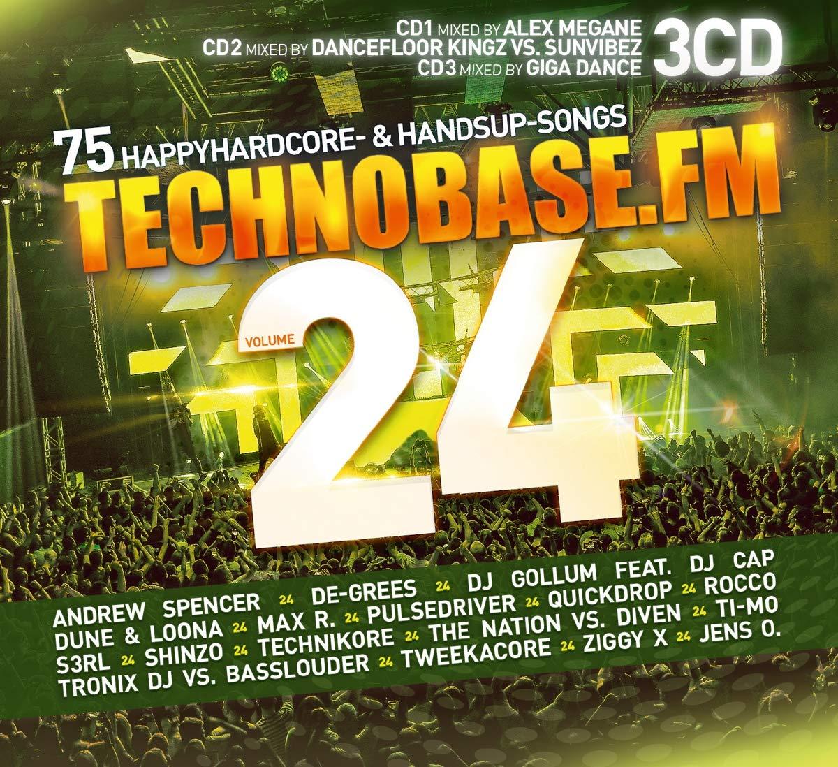 VA - TechnoBase.FM Vol. 24 (2019)