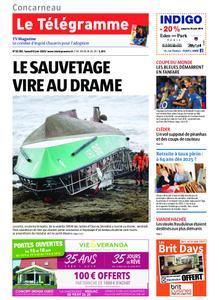 Le Télégramme Concarneau – 08 juin 2019