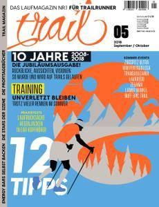 Trail Magazin - September-Oktober 2018