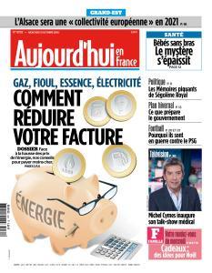 Aujourd'hui en France du Mercredi 31 Octobre 2018