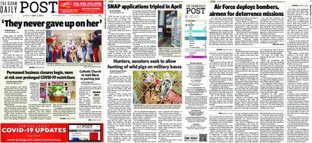 The Guam Daily Post – May 03, 2020