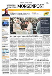 Solinger Morgenpost – 19. Februar 2019