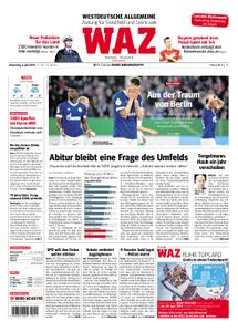 WAZ Westdeutsche Allgemeine Zeitung Oberhausen-Sterkrade - 04. April 2019