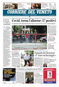 Corriere del Veneto Venezia e Mestre – 17 luglio 2020