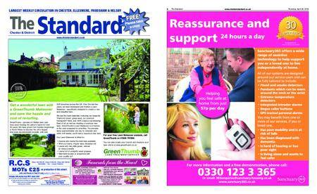 The Standard Chester & District – April 26, 2018