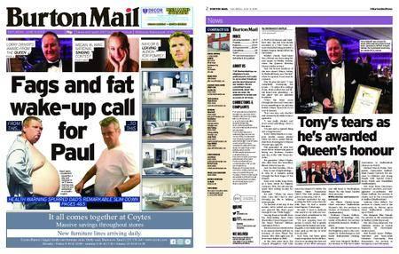 Burton Mail – June 09, 2018