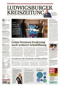 Ludwigsburger Kreiszeitung LKZ - 01 März 2021