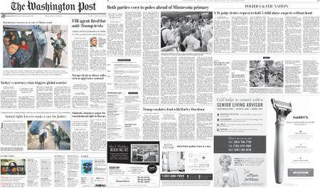 The Washington Post – August 14, 2018