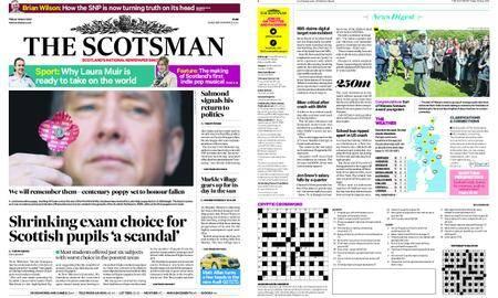 The Scotsman – May 18, 2018