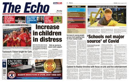 Evening Echo – August 30, 2021