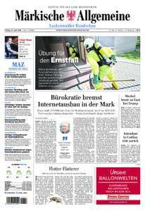 Märkische Allgemeine Luckenwalder Rundschau - 27. April 2018