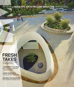 Landscape Architecture Magazine USA - February 2021