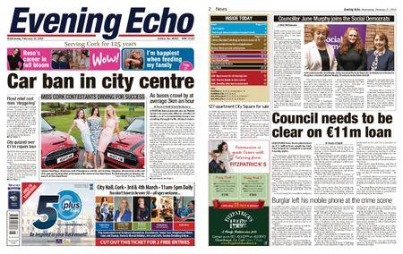 Evening Echo – February 21, 2018