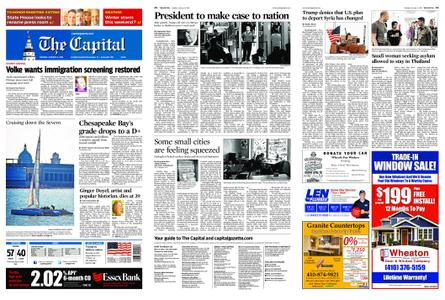 The Capital – January 08, 2019