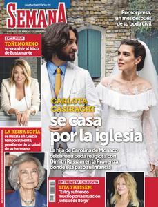 Semana España - 10 julio 2019