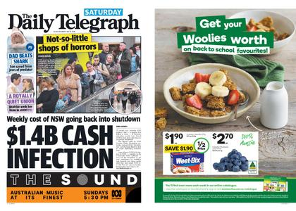 The Daily Telegraph (Sydney) – July 18, 2020
