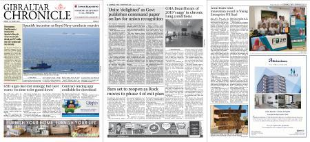 Gibraltar Chronicle – 19 June 2020