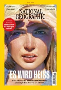 National Geographic Germany – Juli 2021