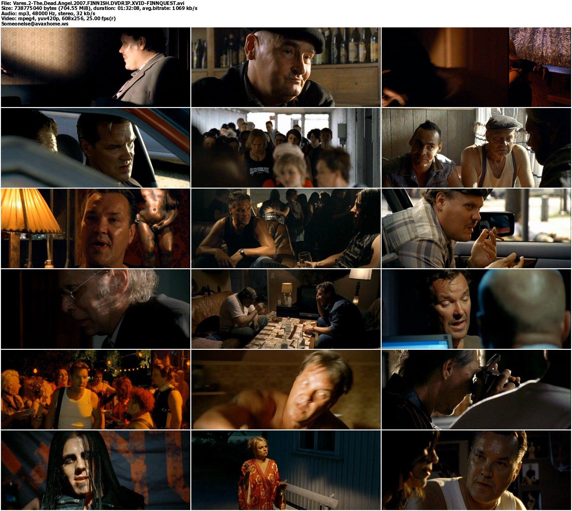 V2: Dead Angel (2007)