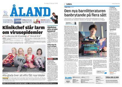 Ålandstidningen – 22 februari 2018