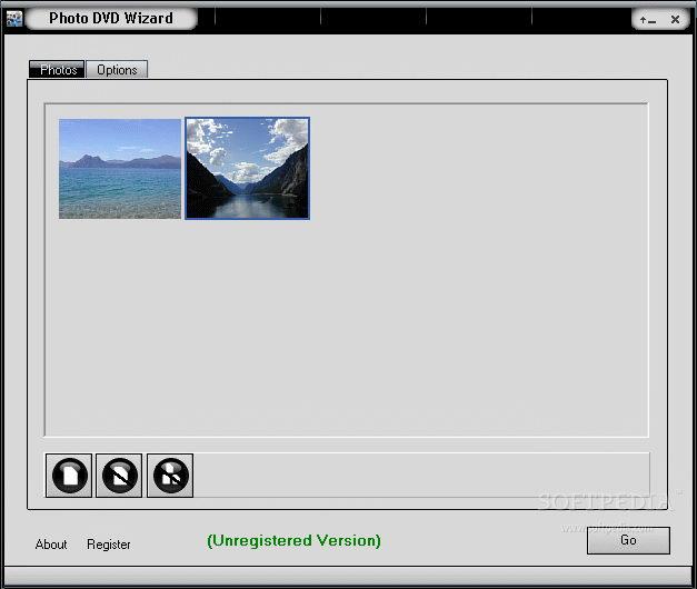 Photo DVD Wizard version 2.00