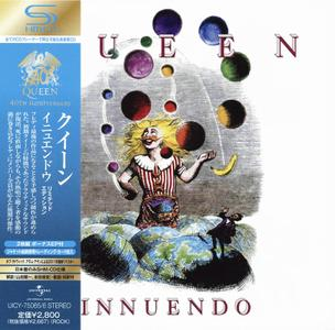 Queen - Innuendo (1991) [2CD, 40th Anniversary Edition]