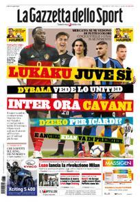 La Gazzetta dello Sport Sicilia – 31 luglio 2019
