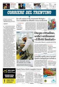 Corriere del Trentino - 22 Febbraio 2018