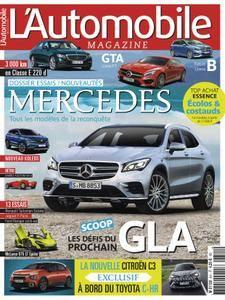 L'Automobile Magazine - juin 2016