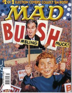 MAD Magazine 395 (2000
