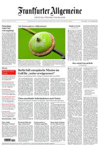 Frankfurter Allgemeine Zeitung F.A.Z. - 01. August 2019