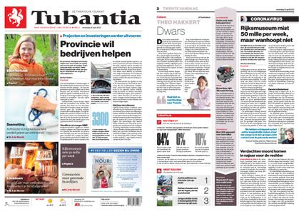 Tubantia - Enschede – 15 april 2020