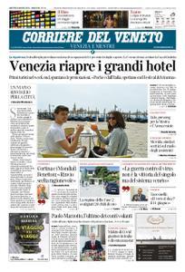 Corriere del Veneto Venezia e Mestre – 26 maggio 2020