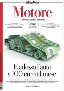 la Repubblica Motore - 26 Maggio 2020