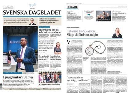 Svenska Dagbladet – 12 juni 2019