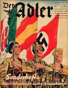 Der ADLER No.9 - 13 June 1939