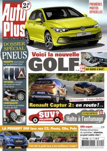 Auto Plus France - 25 octobre 2019