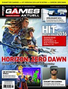 Games Aktuell – Februar 2016